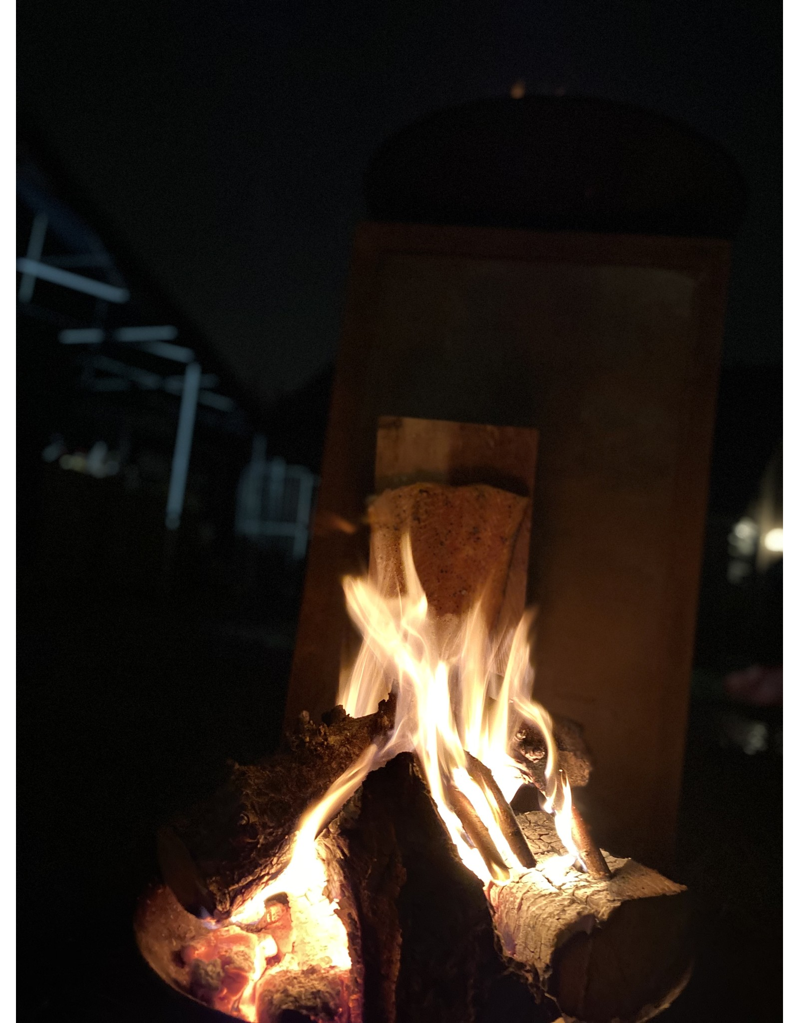 KokenOpHout Around the Fire Plank