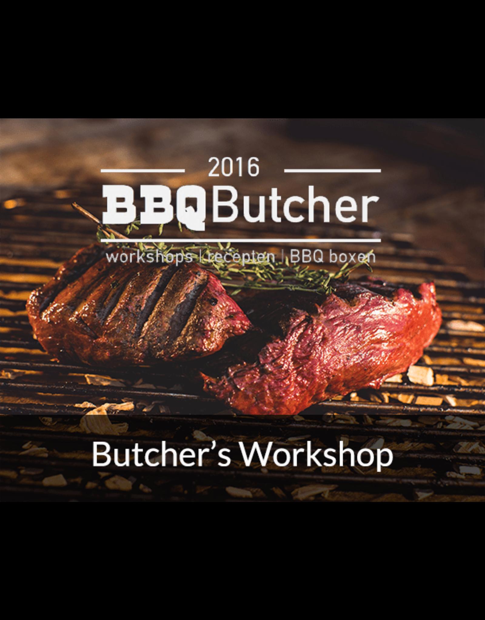 BBQ Butcher#1 Workshop  26-06-2021