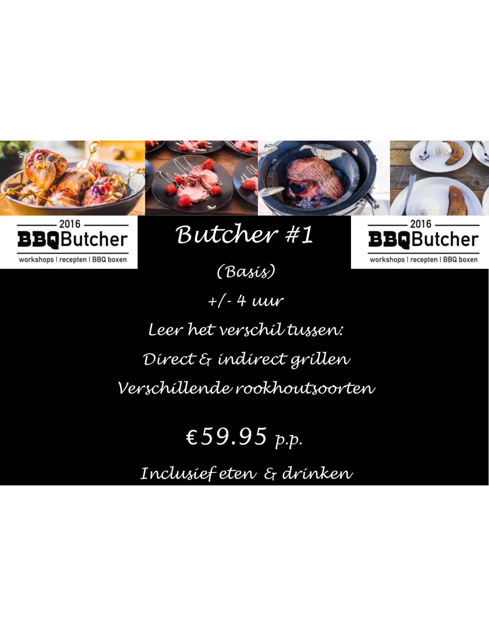 BBQButcher.nl BBQ Butcher#1 Workshop  10-07-2021