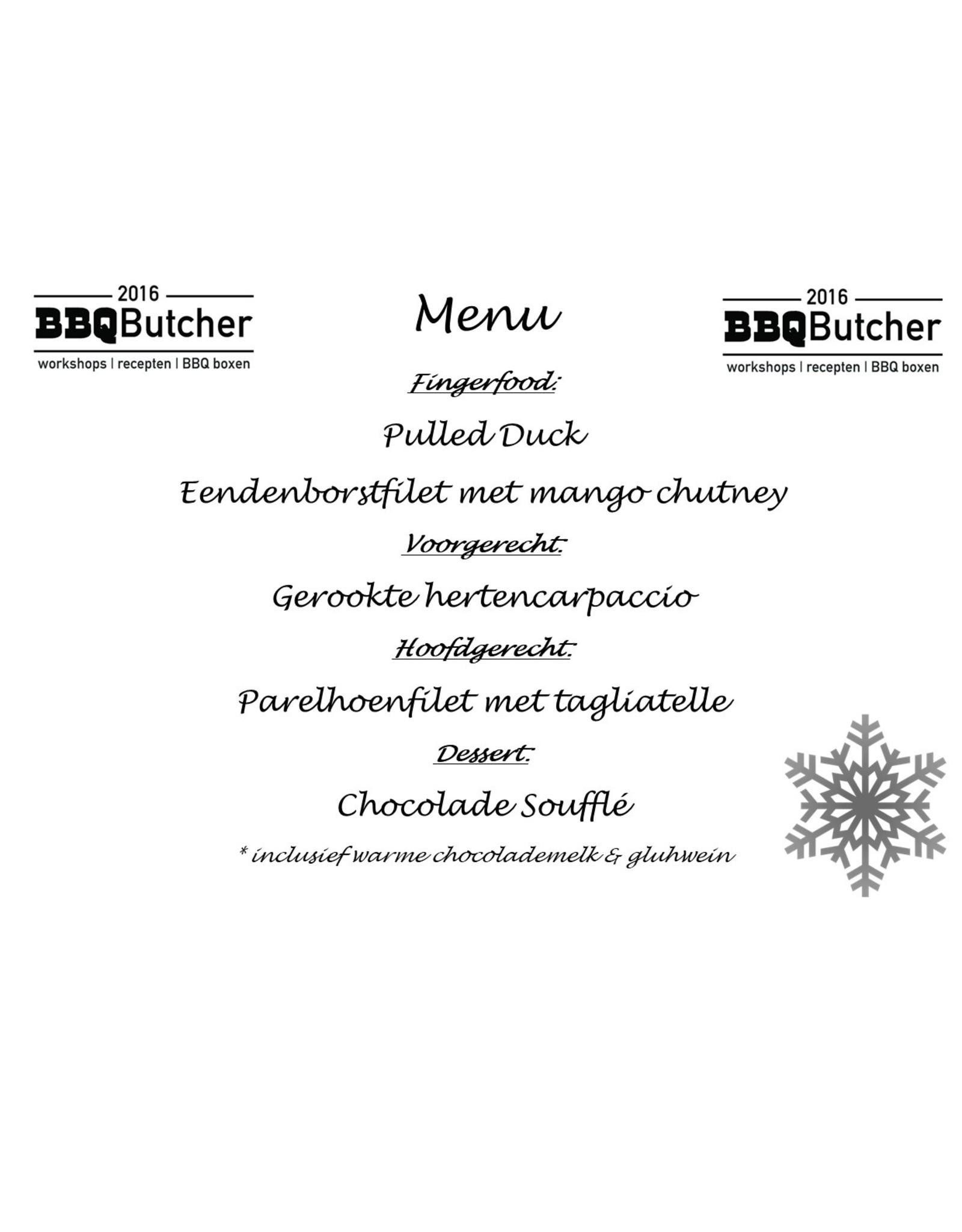"""BBQButcher.nl BBQ Workshop - """"Go Wild"""" -  09-10-2021"""