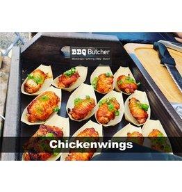 BBQButcher.nl Chickenwings met Mango Salsa
