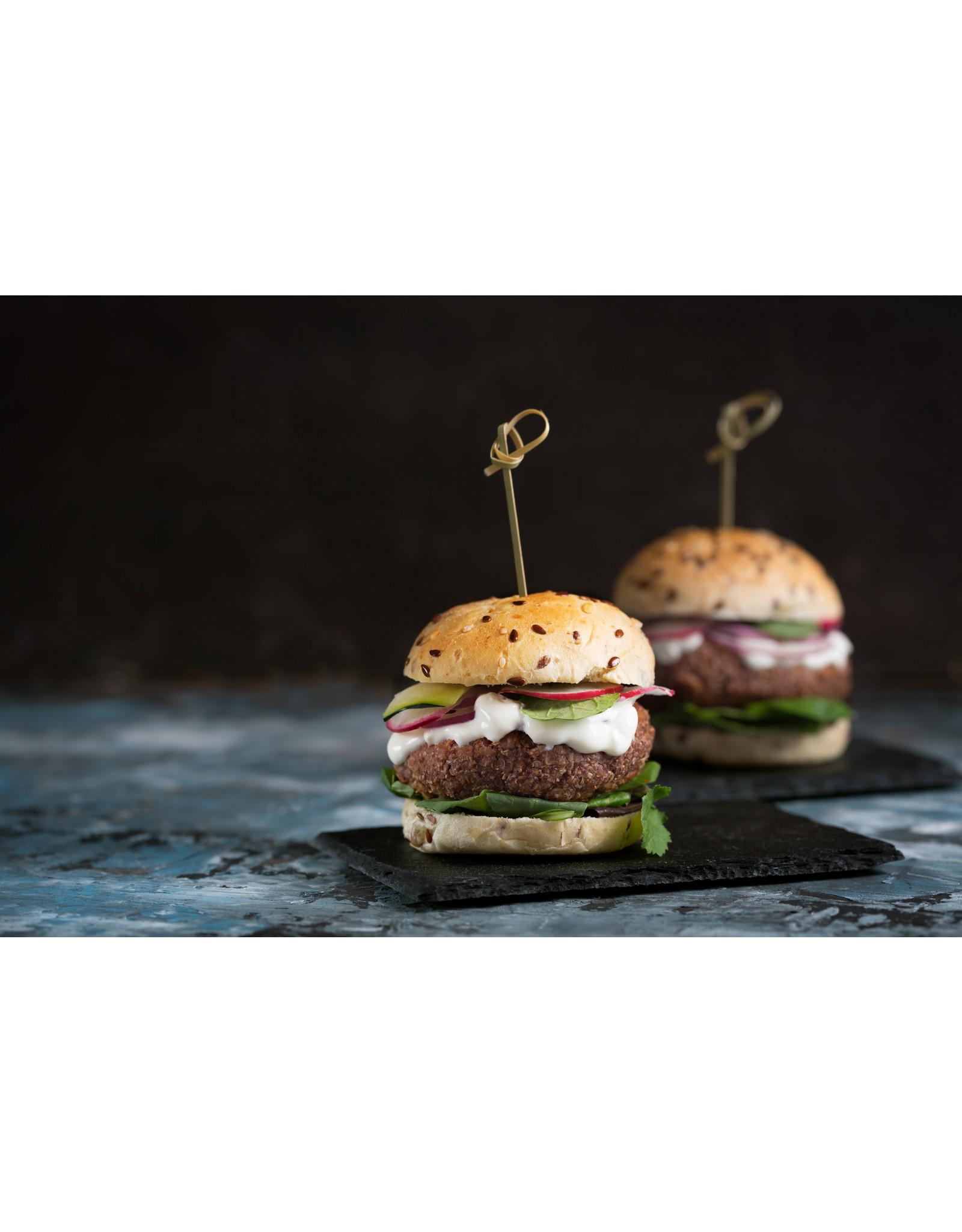 BBQButcher.nl Falafel Burger