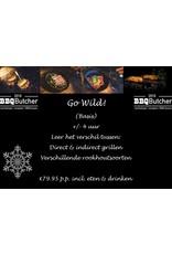 """BBQButcher.nl BBQ Workshop - """"Go Wild"""""""