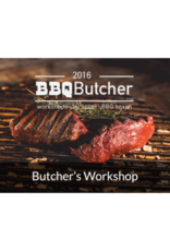 """BBQButcher.nl BBQ Butcher#2 Workshop """"How to Become a Real Butcher!?"""""""