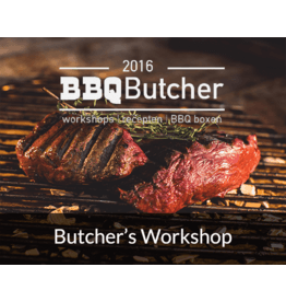"""BBQButcher.nl BBQ Butcher#2 """"How to Become a Real Butcher!?"""""""