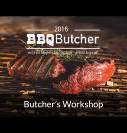 BBQButcher.nl BBQ Butcher#1 Workshop