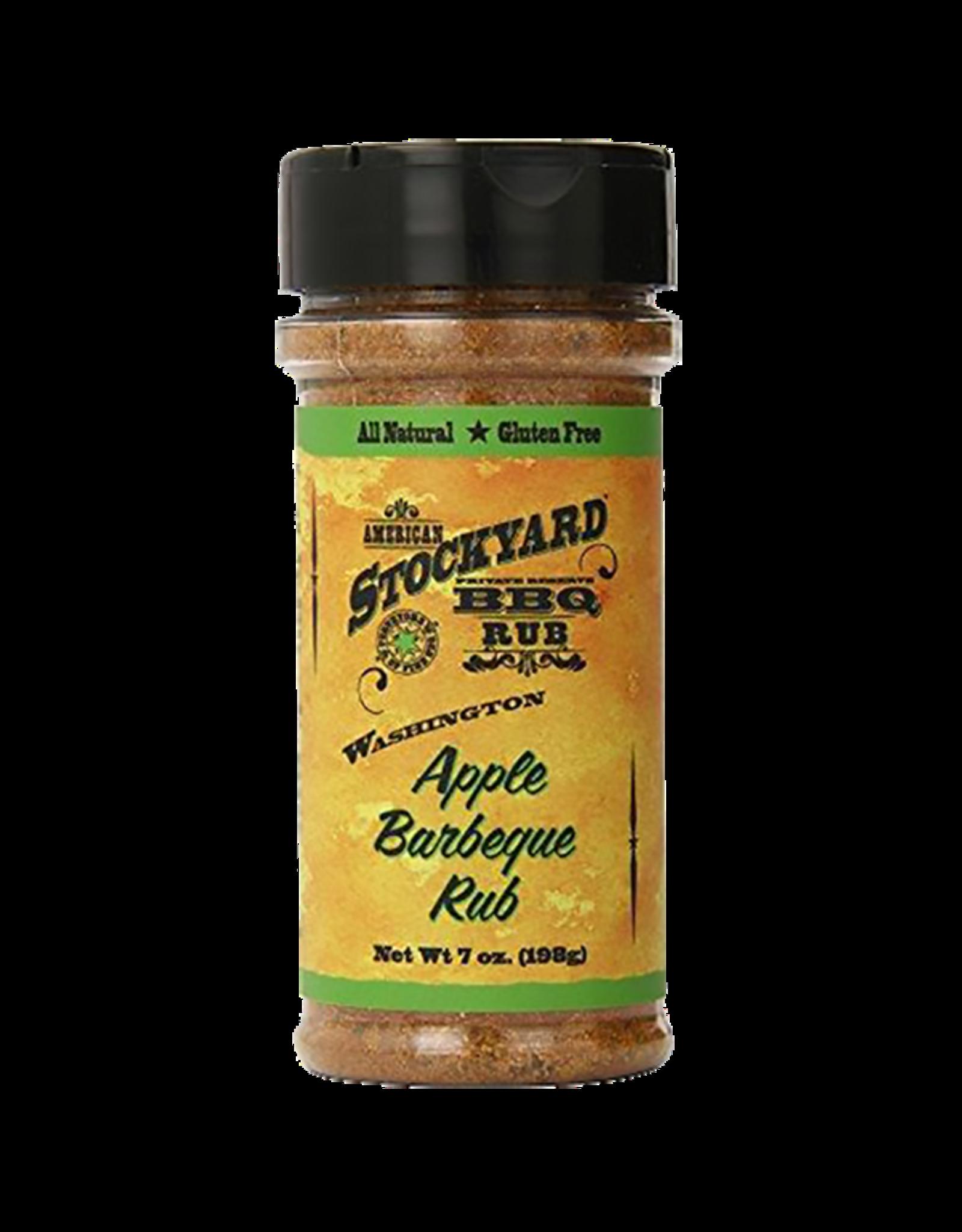 Stockyard Stockyard Apple BBQ Rub - 198gr