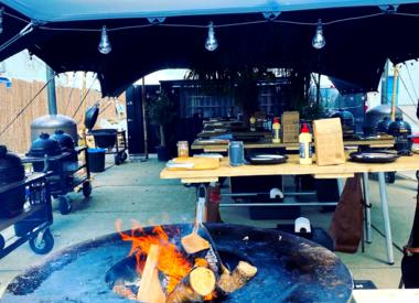 BBQ Workshop op locatie