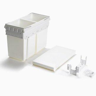 SieMatic Afvalemmersysteem, compleet voor kunststof en aluminium uitvoering