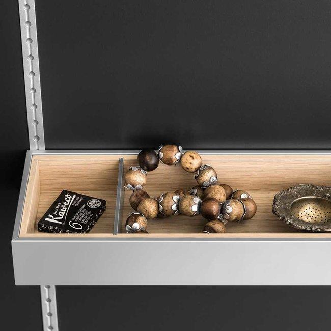 SieMatic MultiMatic bakje voor accessoires 12,4 cm diep