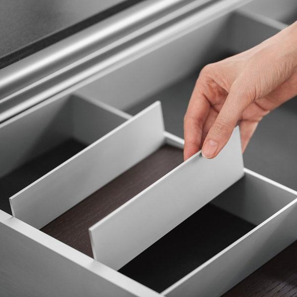 Bestekinzet Voor Siematic Keukenlade Indeling Siematic Webshop Siematic Webshop