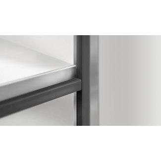 SieMatic Fluisterzacht dempingsprofiel rechthoekig, prijs per strekkende meter