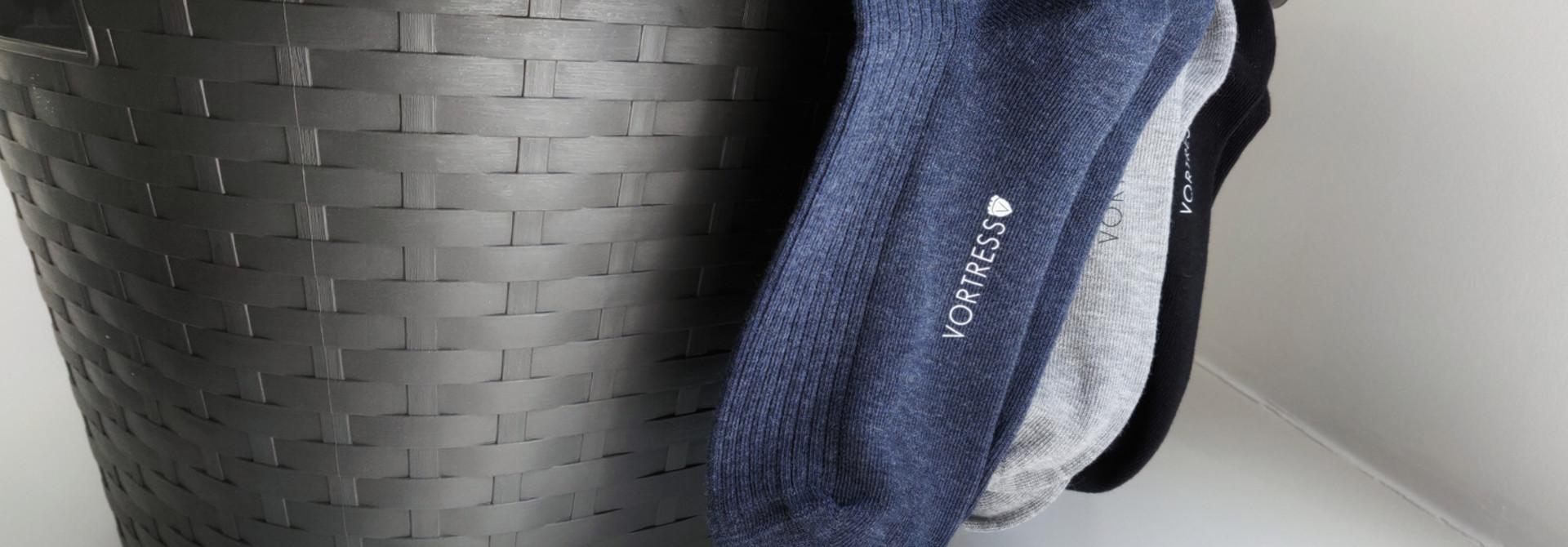 3 tips voor het wassen van je sokken