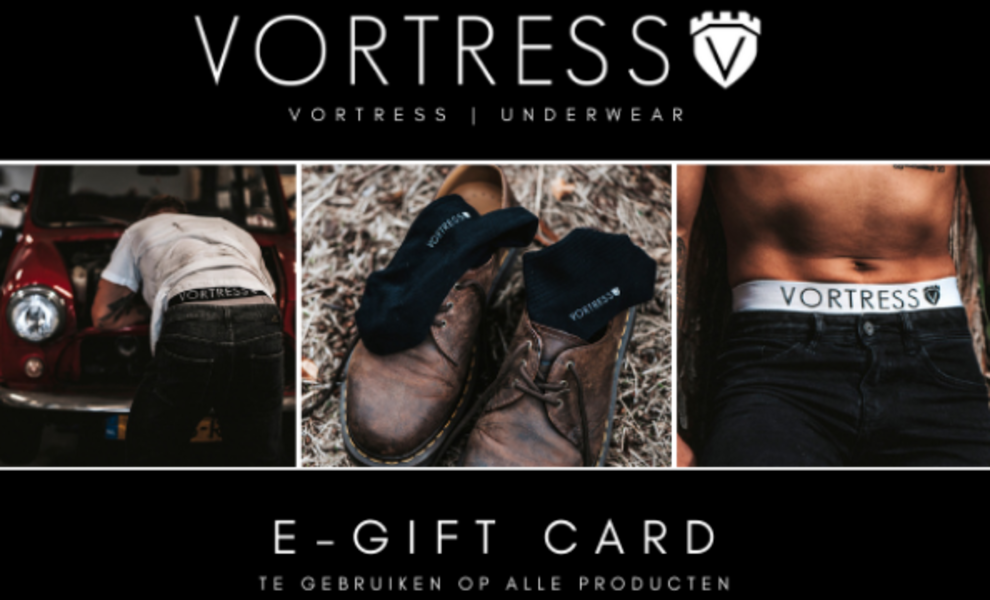 Vortress E-Gift Card