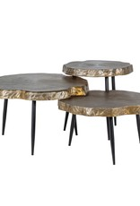 Richmond Interiors Salontafel Buloke set van 3