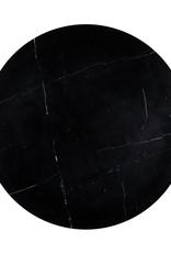 Richmond Interiors Salontafel Fairmont set van 2 black marino (Zwart)