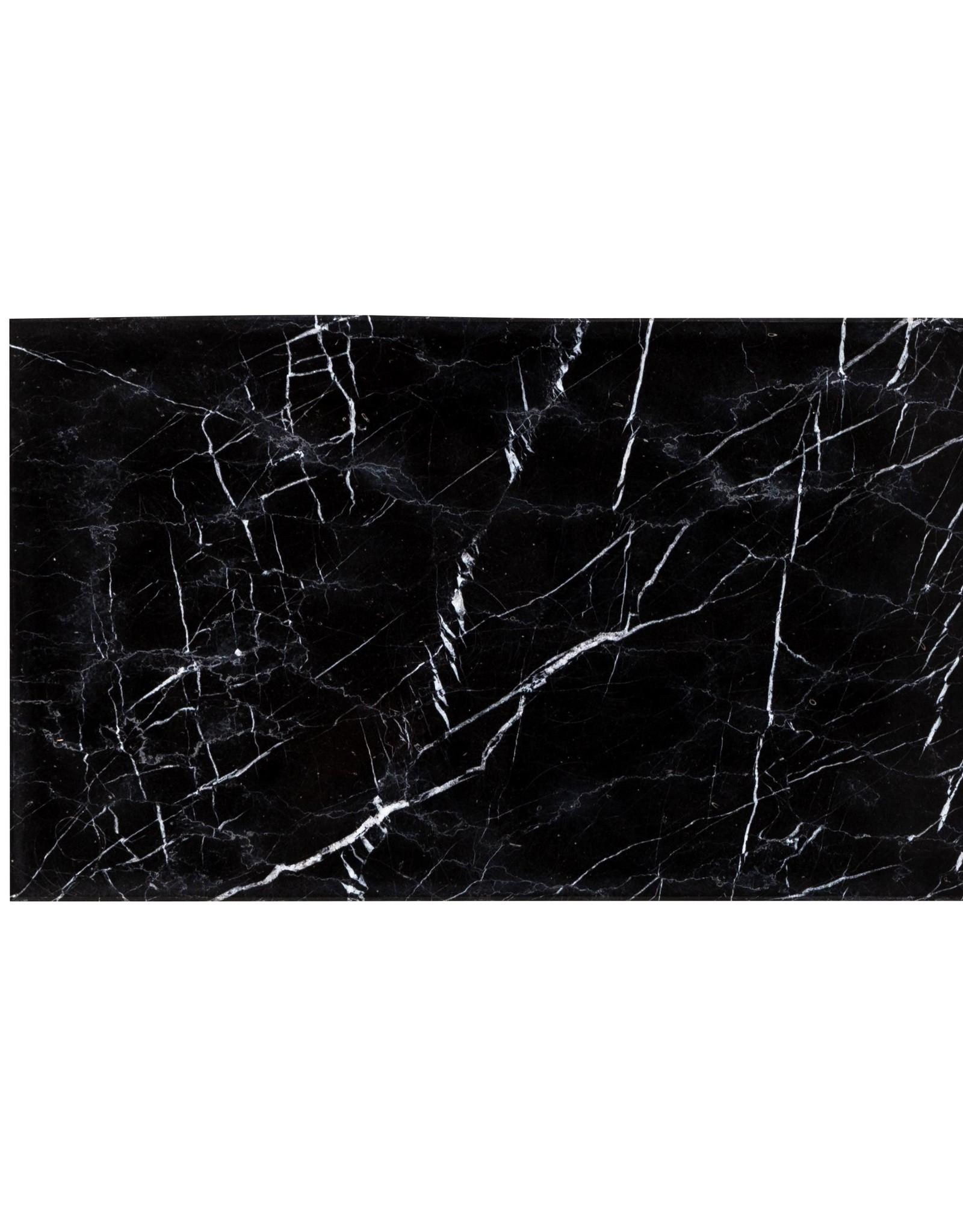 Richmond Interiors Bijzettafel Fairmont black marino (Zwart)