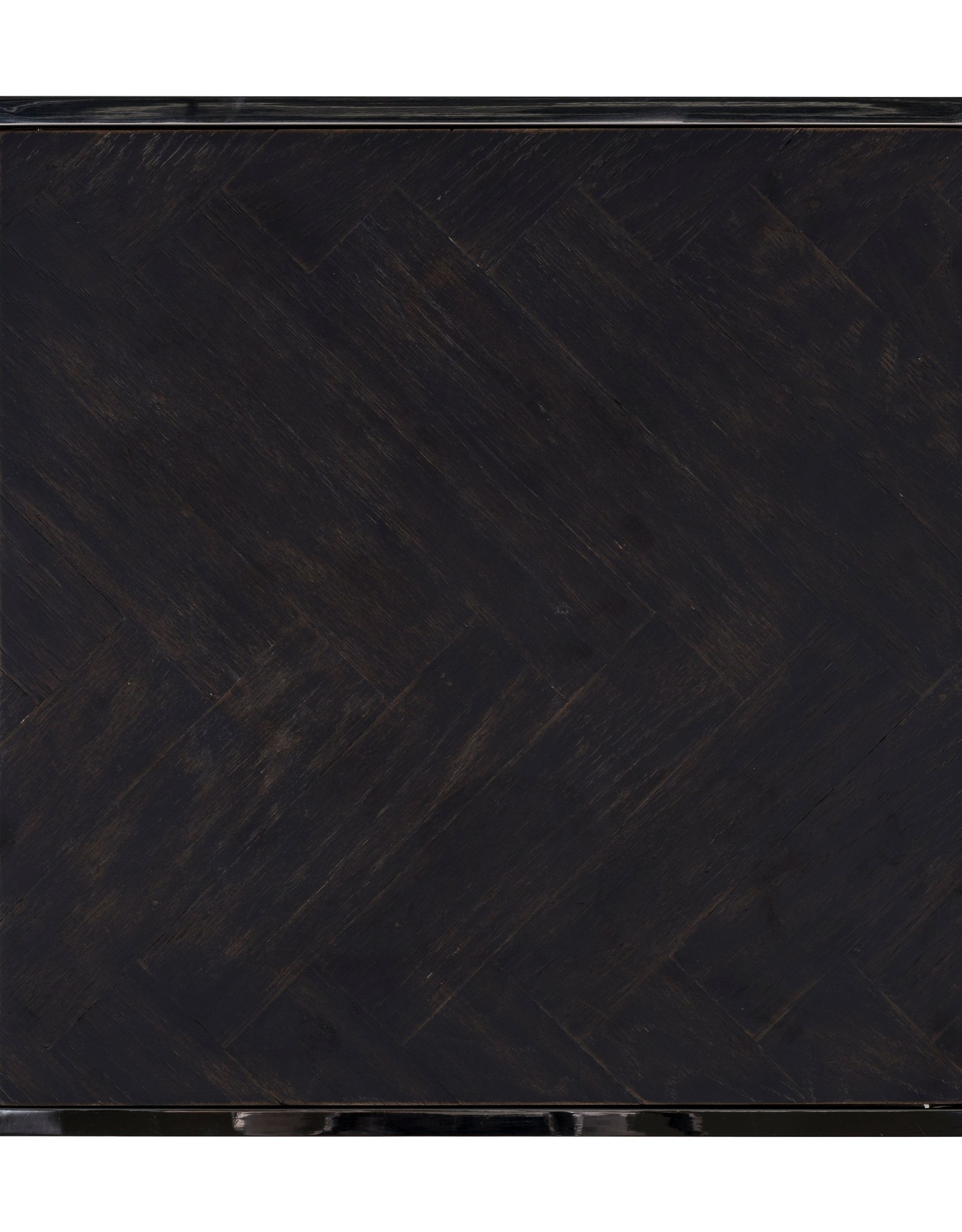 Richmond Interiors Bijzettafel Blackbone zilver 50x50
