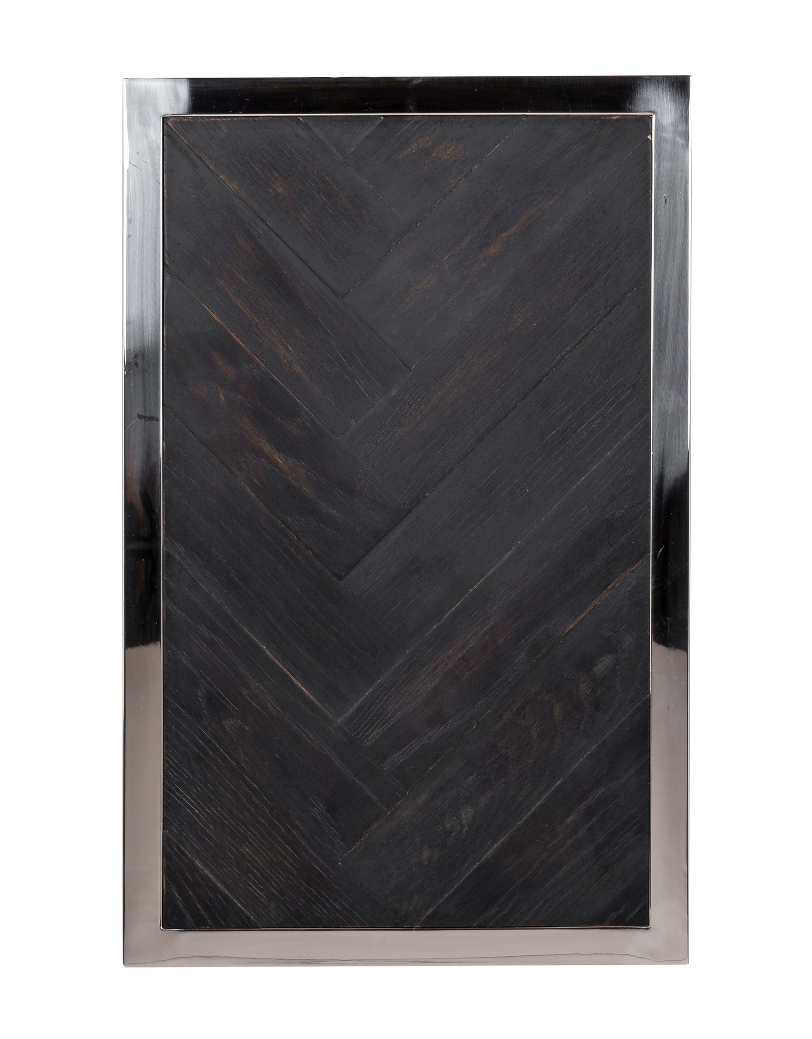 Richmond Interiors Sofa tafel Blackbone zilver