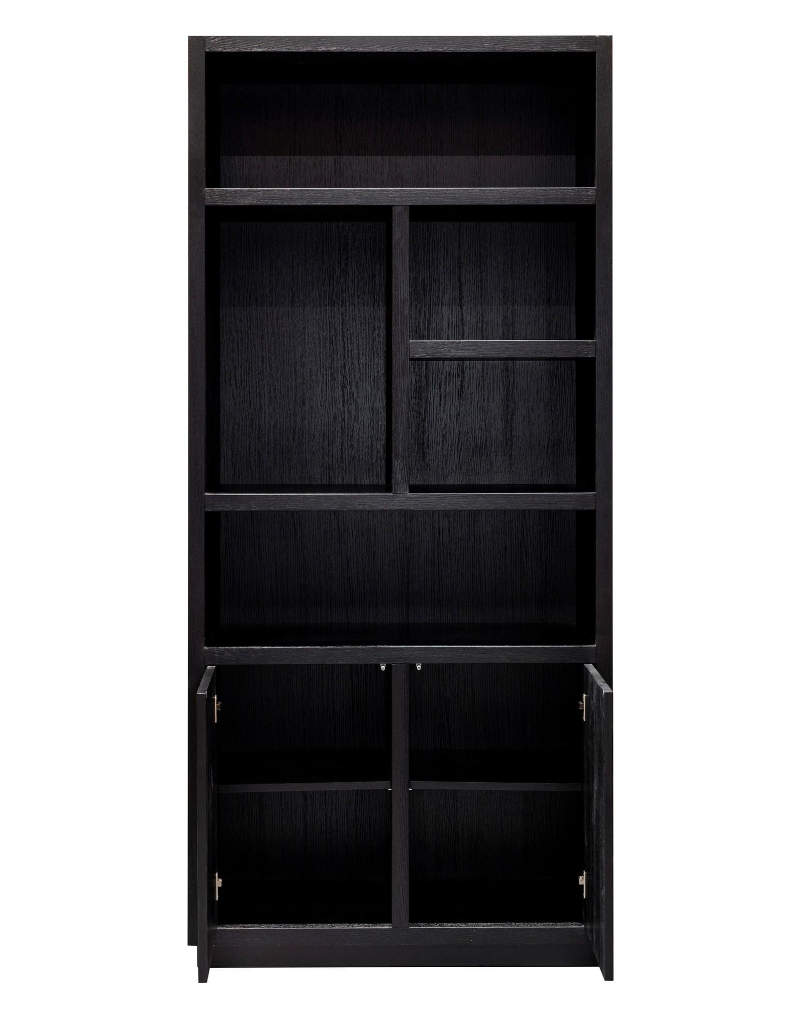 Richmond Interiors Boekenkast Oakura 2-deuren