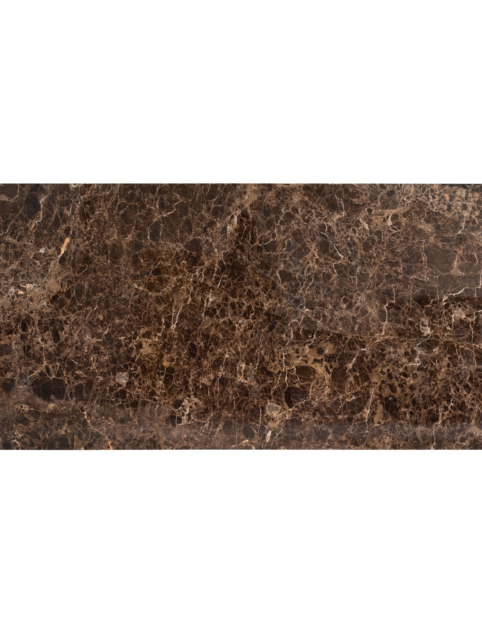 Richmond Interiors Eettafel Dalton brown emperador 230x94