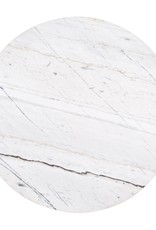 Richmond Interiors Salontafel Lexington white set van 2 draaibaar