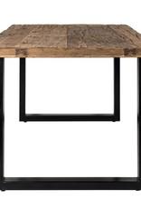 Richmond Interiors Eettafel Raffles 200, gerecyceld hout