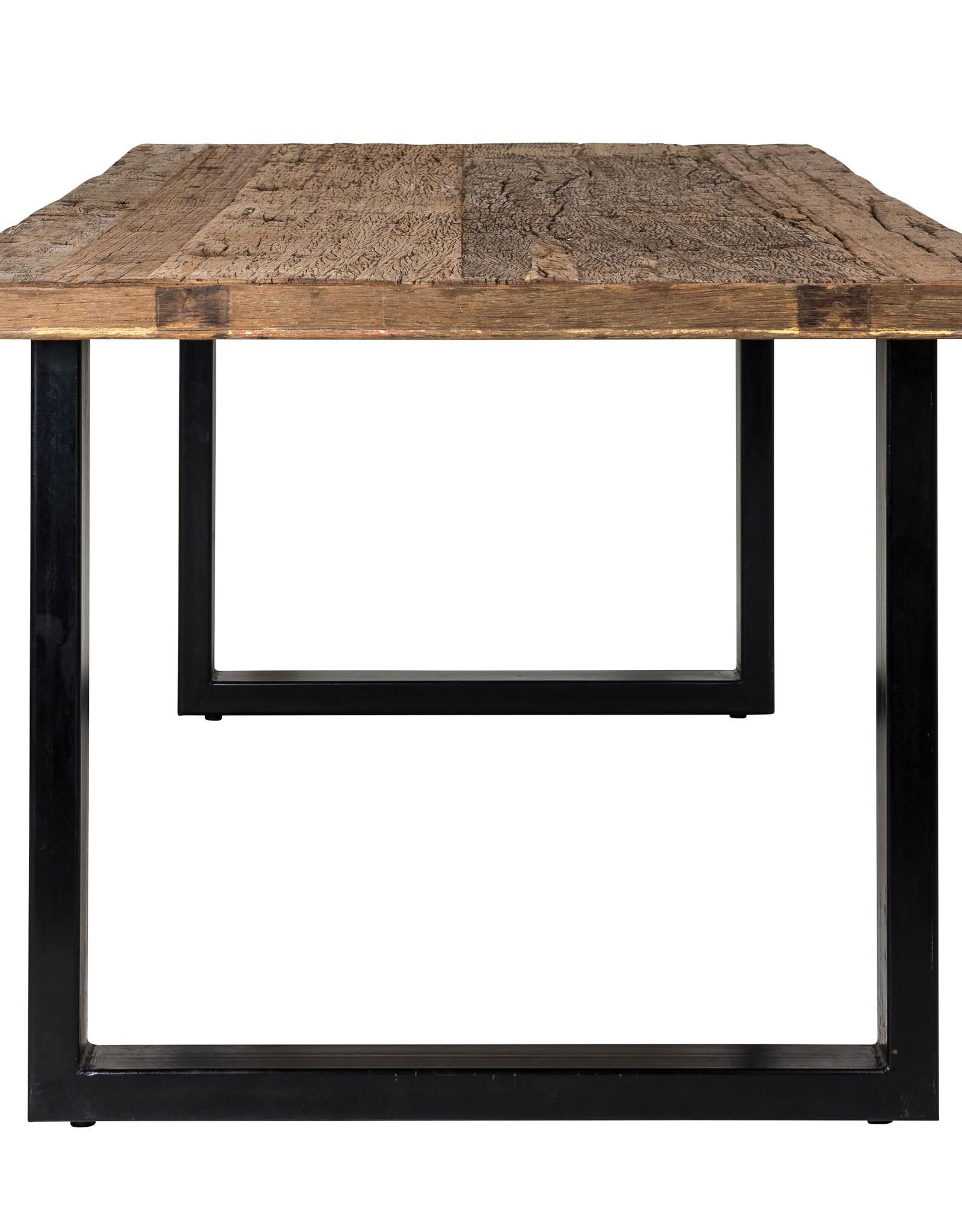 Richmond Interiors Eettafel Raffles 240, gerecyceld hout