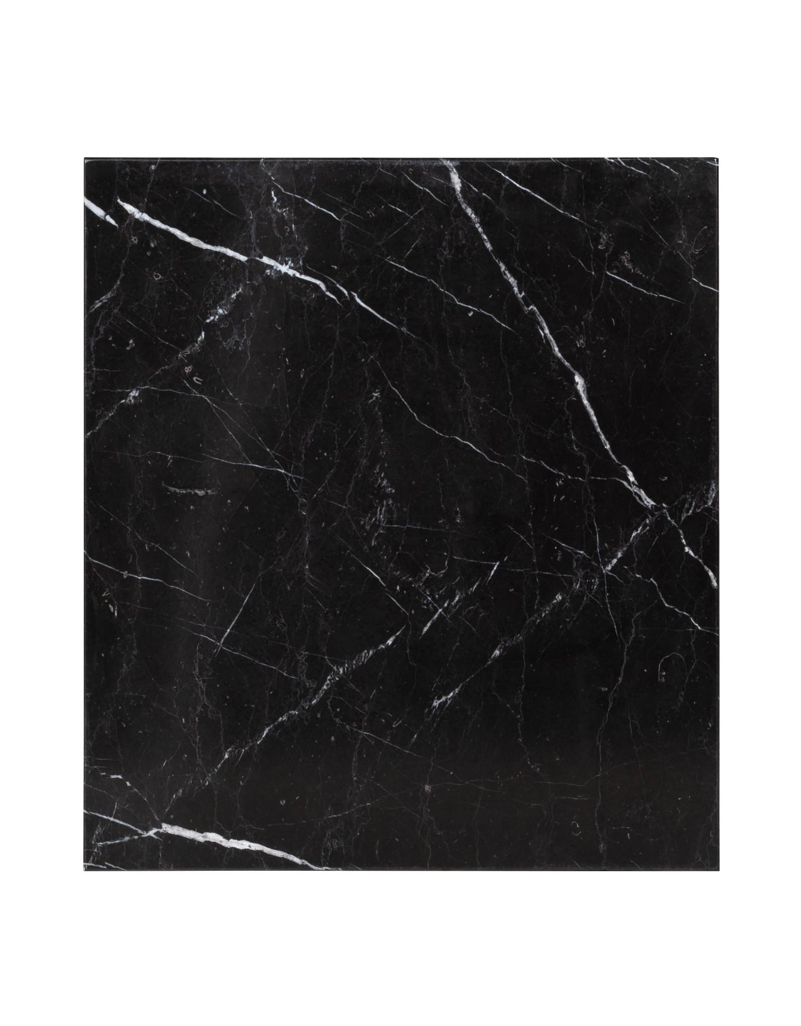 Richmond Interiors Sofa tafel Fairmont black marino (Zwart)