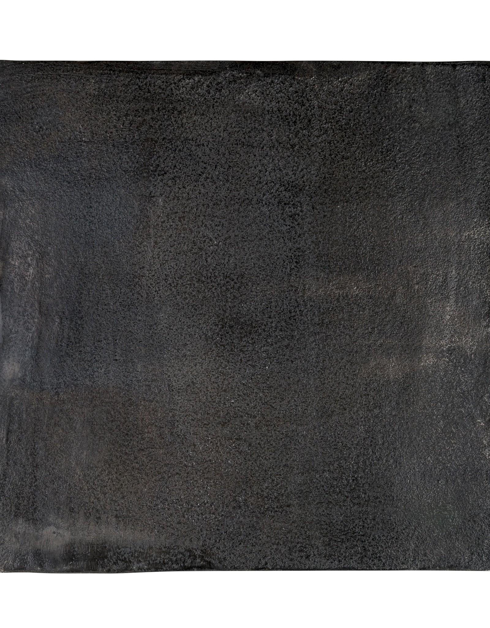 Richmond Interiors Salontafel Jaysen vierkant set van 2 (Zwart)