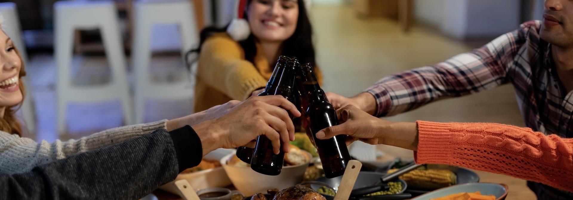 Bier met kerst?