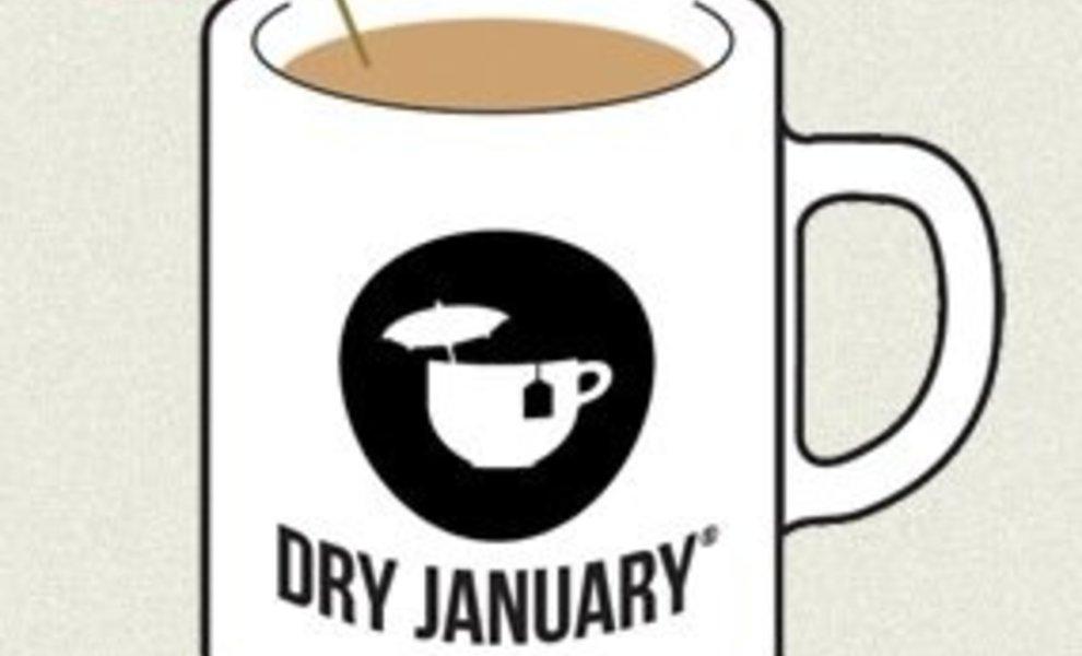 Dry January komt er aan!