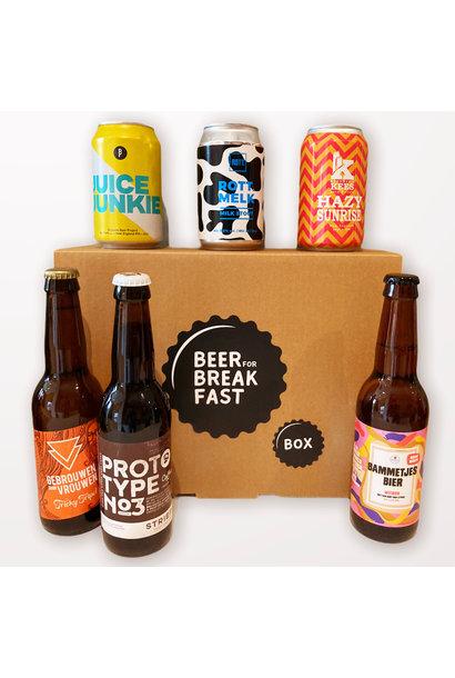 Just Beer Box - 6 bieren