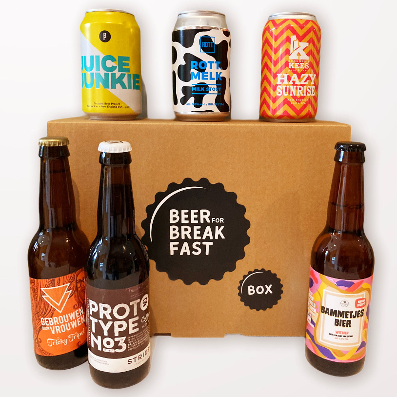 Just Beer Box - 6 bieren-1
