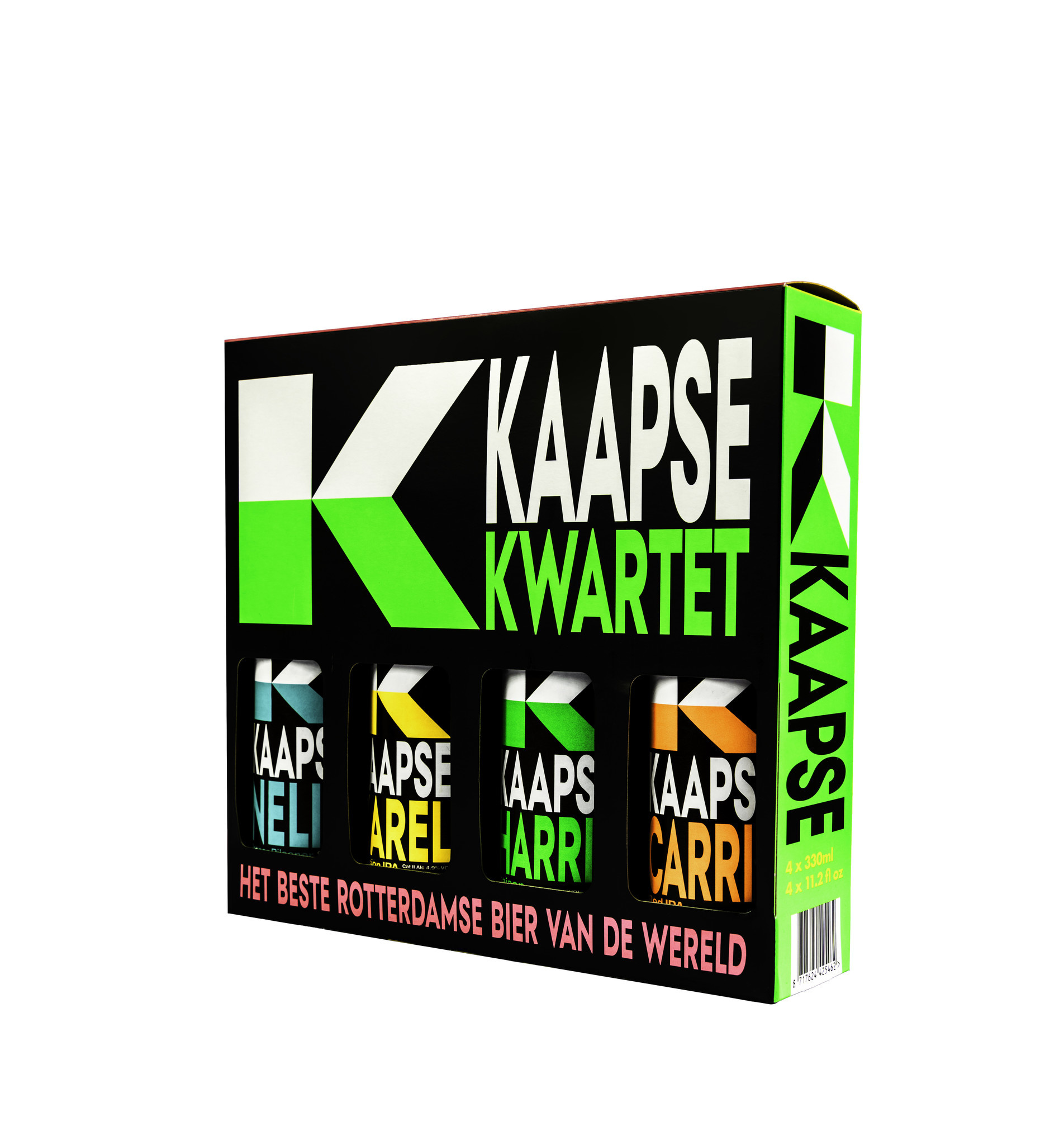 Kaapse Brouwers Cadeauverpakking 4-Pack-1