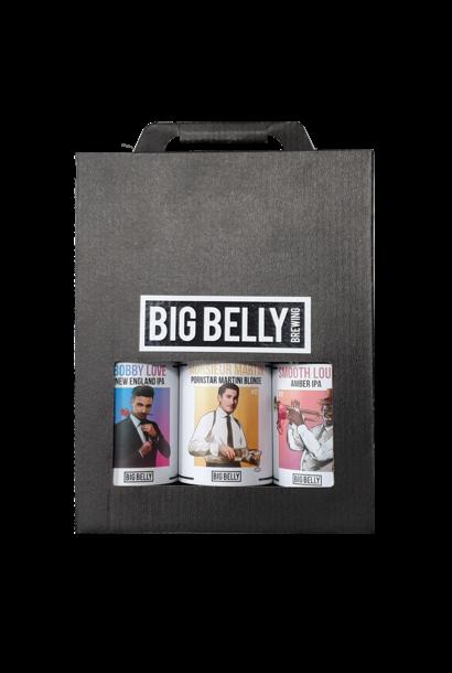 Big Belly Cadeauverpakking 3-Pack