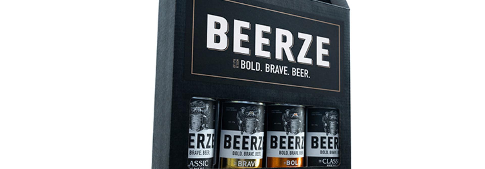 Beerze 4-Pack