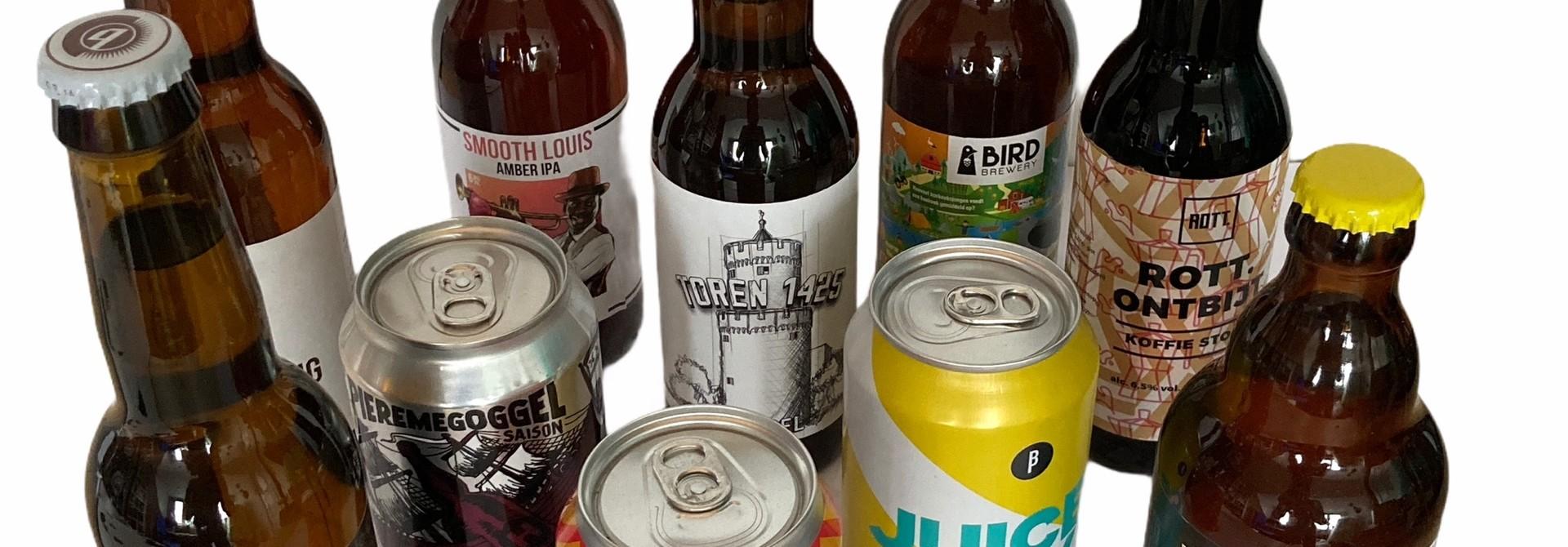Just Beer Box - 10 bieren