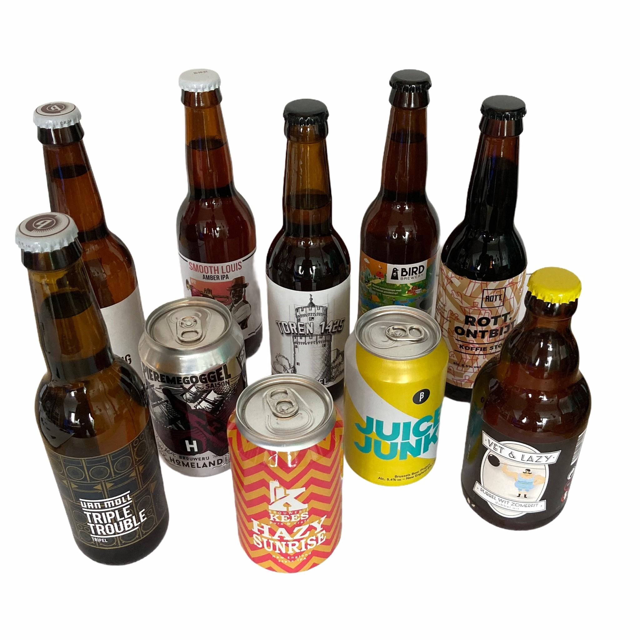 Just Beer Box - 10 bieren-1