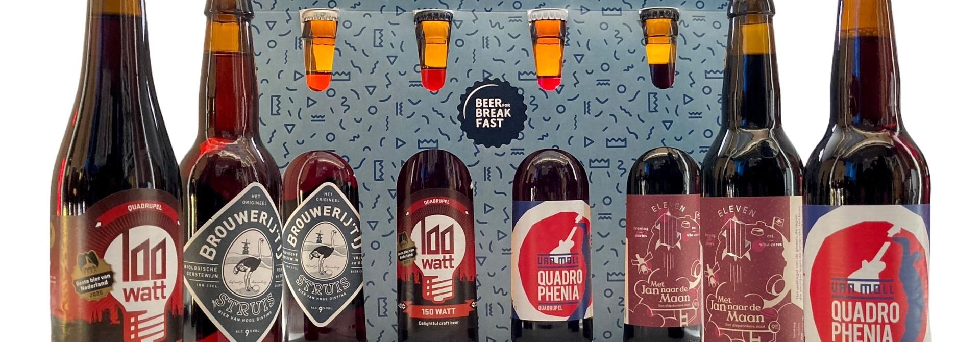 Bierpakket Rijk & Donker