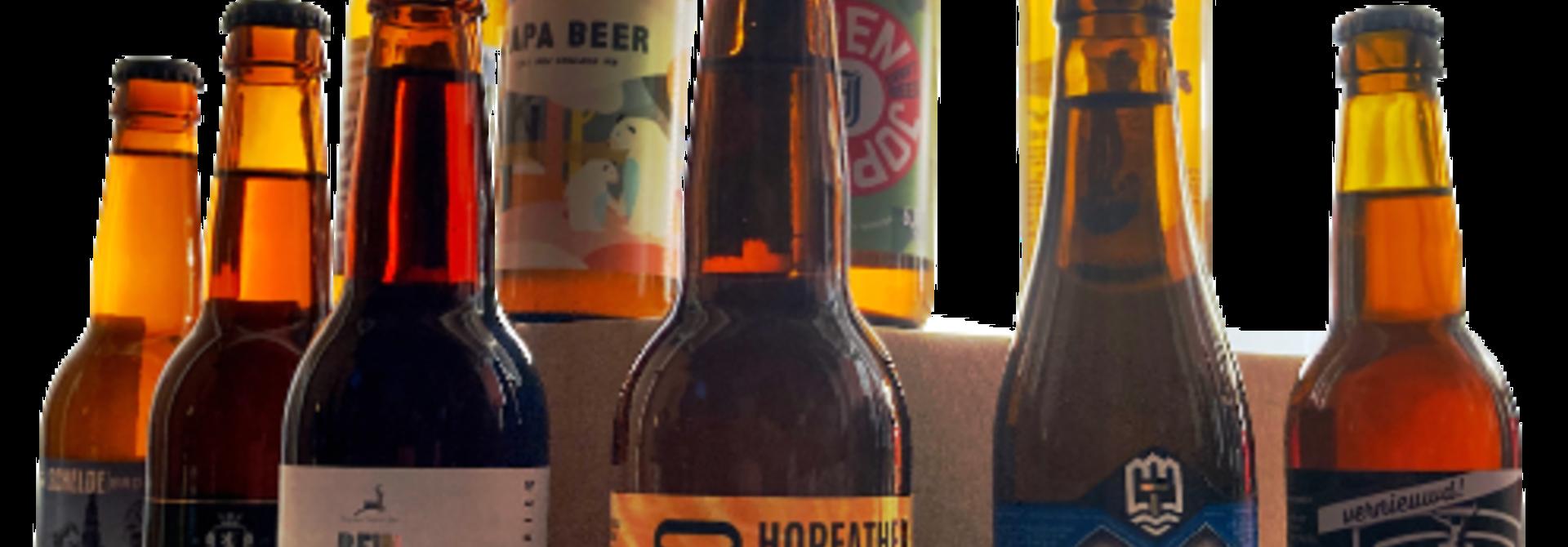 Bierpakket Fris & Fruitig XL
