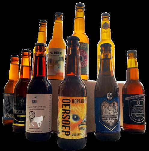 Bierpakket Fris & Fruitig XL-1