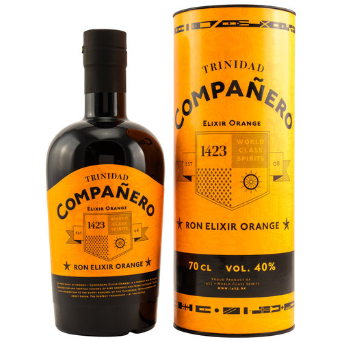 Compañero Elixir Orange 40% 0,7L