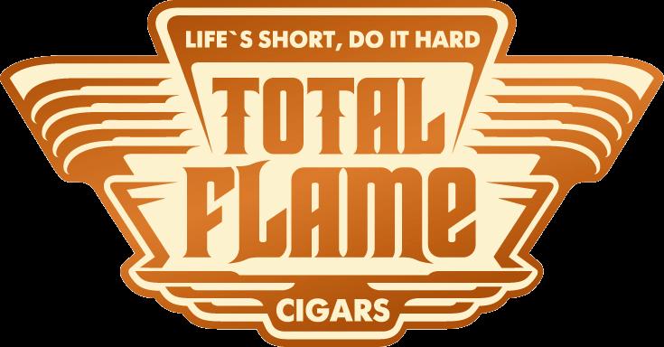 TOTAL FLAME ZIGARREN