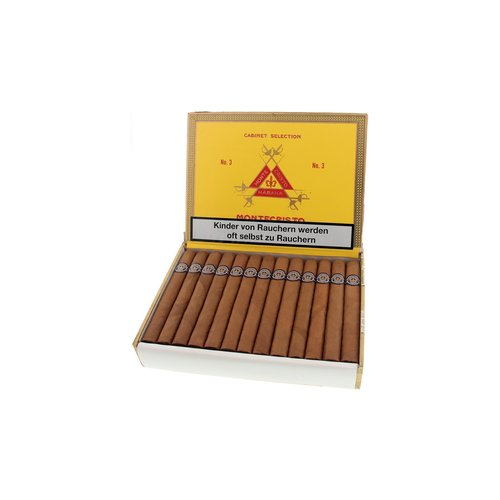 Montecristo  No. 3 Zigarren