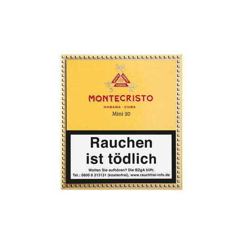 Montecristo Mini Zigarillos