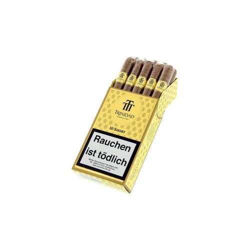 Trinidad Short Zigarillos