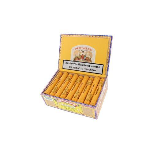 Partagas Coronas Junior A/T Tubos Zigarren