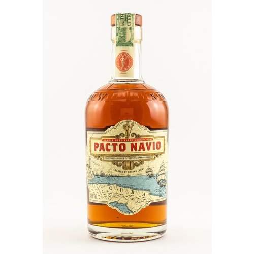Havana Club Rum Pacto Navio 40% 0,7L