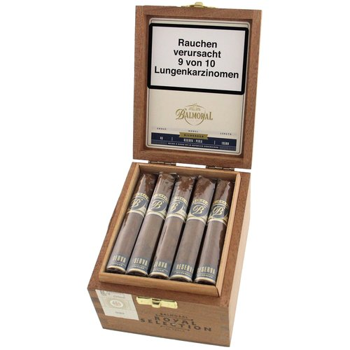 Balmoral Royal Seletion Toro Zigarren